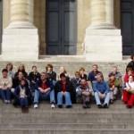 2004 Chorfahrt nach Paris