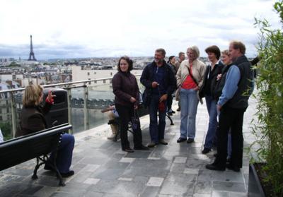 2006 Chorfahrt nach Paris