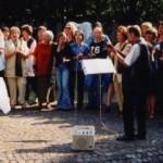2001 Ökumenischer Gottesdienst im Freizeitpark