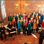 Musik in der Gnadenkirche - Gospelsingers
