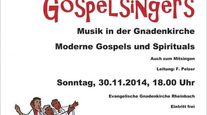 Musik in der Gnadenkirche